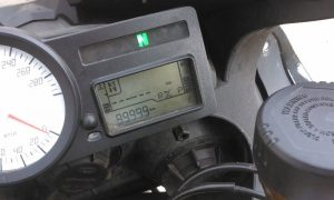 BMW K1300s with 99 999km