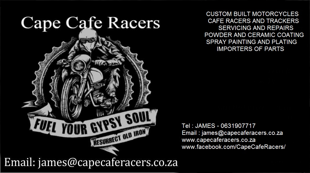 Cape Cafe Racers
